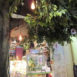 鳥のいるカフェ -