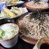 あさぎり - 料理写真:天ざる