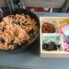 駅弁の池田屋 - 料理写真:鮭そぼろ弁当