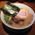 つばめ軒 - ラーメン700円
