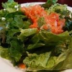 Malkovich - Lunchのセットサラダ