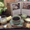 茶ー民カフェ フェアトレードコーヒー - ドリンク写真: