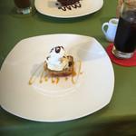 ウロンヤ - デザートは本格的!