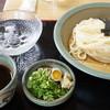 三太郎 - 料理写真:特製細切りざるうどん(570円)