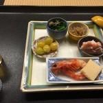 料理・旅館 きんか - 料理写真:海老