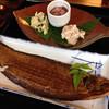 民芸茶屋六騎 - 料理写真:くちぞこ〜ミニうなぎ飯と柳川鍋セット
