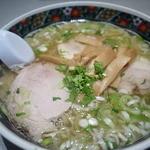 麺厨房あじさい - 味彩塩拉麺