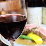 あるるかん - ワインと料理
