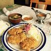 ファミリーレストラン オックス - 料理写真:ランチメニューは見るだけで価値があります!ご飯の量は半端ね〜