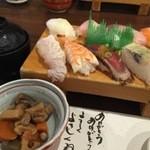 寿し若 - 寿司大定食