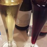 ボトルワインも常備70種類以上