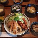 なごみ食堂 - ある日のなごみ定食