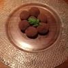 アバンティ - 料理写真:トリュフチョコレート♪