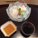 日本料理 子孫 - ☆☆☆1万円ランチ③烏賊、鯛