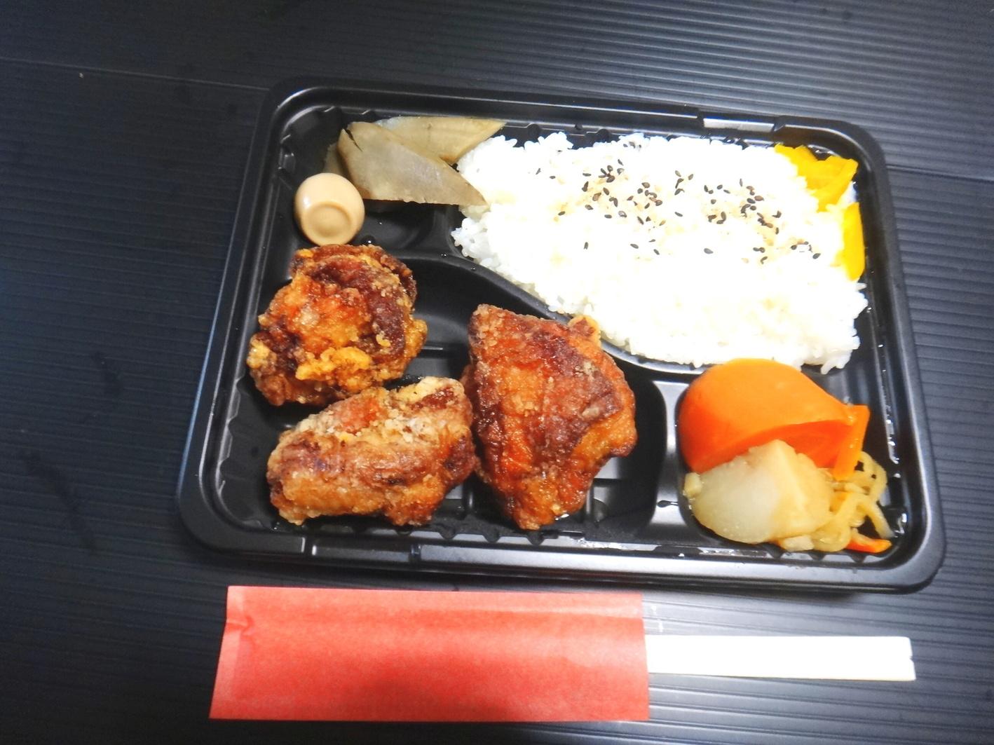 池上鶏唐揚専賣店