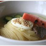 盛楼閣 - 冷麺 辛味別