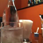 ハーバーズキッチン - お水