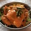 DEVI - 料理写真:サラダのボリュームも良いです!