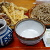 長谷山 - 料理写真:天せいろ1380円