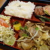 食堂ごりらくん - 料理写真:焼肉定食