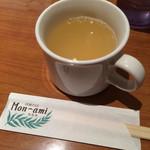 洋食の店 もなみ - 優しいスープ
