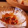 モンガット - 料理写真:アミューズはスモークサーモンとお野菜をジュレで和えて