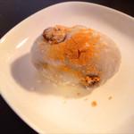 都本舗 光悦堂  - 料理写真:名物の御土居餅