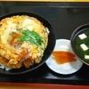 海幸 - 料理写真:カツ丼850円