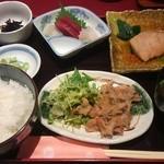 田花屋 - 日替りランチ