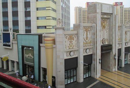ウルフギャング・パック PIZZA BAR 大阪 ザ パーク フロント ホテル店