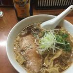 尾道らーめん 十八番 - 尾道タンタン麺