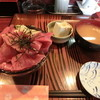 一 - 料理写真:2015.7月 鉄火丼600円
