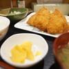 串鳥 - 料理写真:アジフライ定食