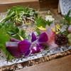 ココロ - 料理写真:刺身4種類盛り合わせ