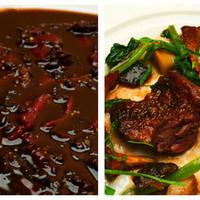 香り豊かな野菜料理、ジビエ料理、黒毛和牛フィレ肉にこだわる