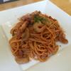 パピロン  - 料理写真:ナポリタンスパゲティー