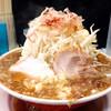 泪橋 - 料理写真:マンモスラーメン! 見ただけで満腹(笑)