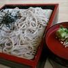 レストラン カメリア - 料理写真:ざるそば720円