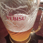 冨田書店 - ビールのピッチャー
