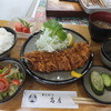 とんかつ 高座 - 料理写真:並ろーす定食 1,300円