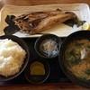 大阪新世界 山ちゃん - 料理写真:ほっけ焼定食 ¥734