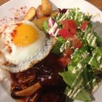 atari CAFE&DINING - ロコモコ