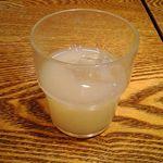 40229735 - ドリンクバーのグレープフルーツジュース