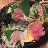 旬彩坐 立山 - 料理写真:刺身盛り合わせ