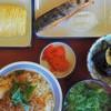 小平小川食堂 - 料理写真:ある日のお昼ごはん♪