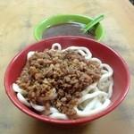 老牌牛肉拉麵大王 - 20140824 炸醤麺 小
