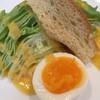 Cuisine Peri亭 - 料理写真:サラダ(ハーフコース)