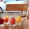 FIAT CAFFE SHOTO - 料理写真:冷たいグラニータが、夏の暑さを和らげます!
