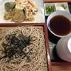 戸隠 - 料理写真:天ざる ¥900