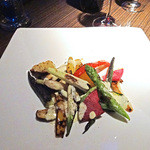 ラグシス - グリル野菜